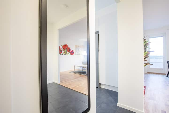 Newly renovated 2 bedroom apartment 2