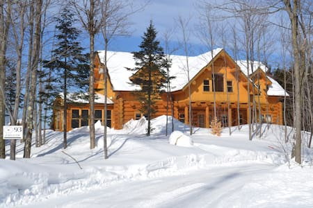 St- Sauveur/Morin Heights -  Log home luxury - Mille-Isles - Kulübe