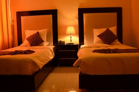 rooms with a complimentary b/fast - Addis Ababa - Bed & Breakfast