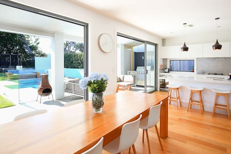 Designer Home near Manly Beaches - Haus