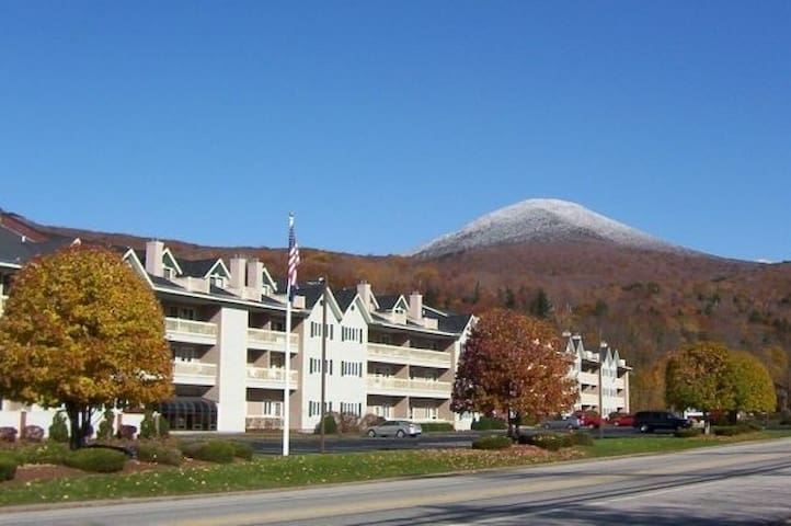 Nordic Inn @ Loon Mountain, Lincoln, NH - Lincoln - Apartament