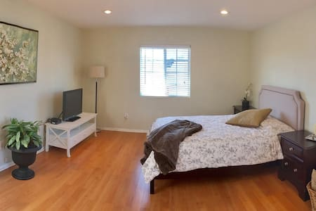 Private Master Suite, entire second story. - Port Hueneme