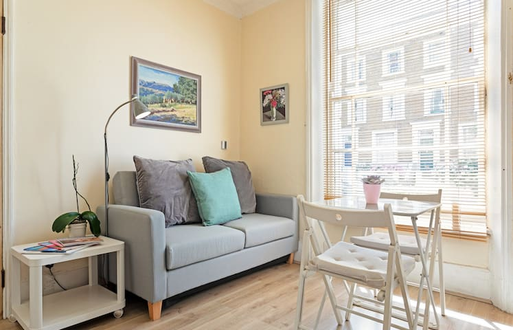 Cozy 1 Bed Apt in the Heart of Notting Hill
