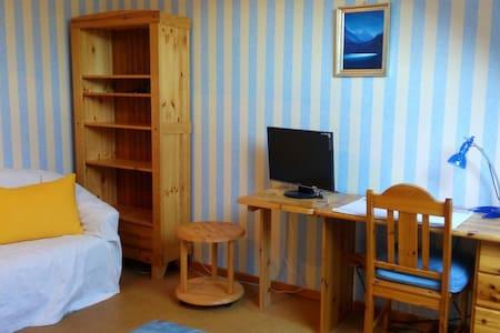 Nettes 16 qm Zimmer in Familienhaus - Achim - 獨棟