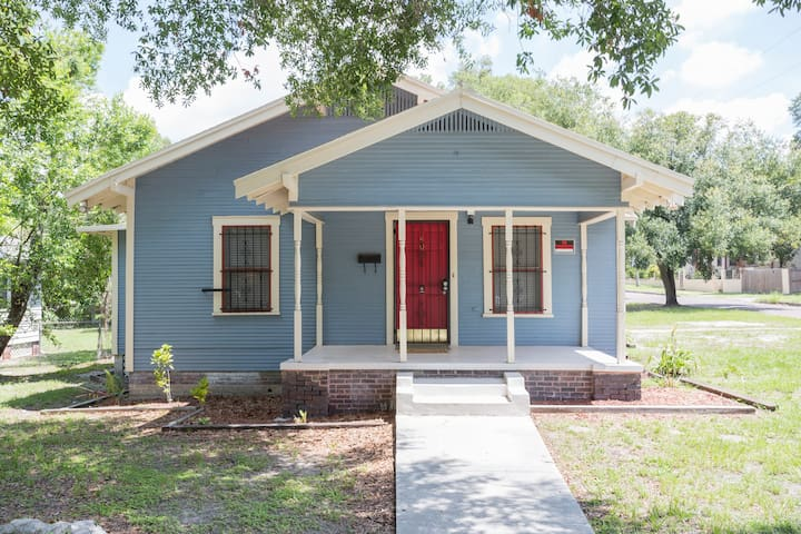 1926 bungalow in Tampa Heights
