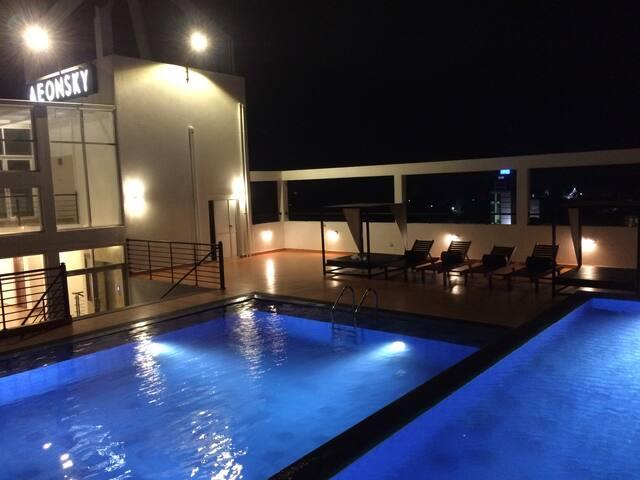 Serviced ApartmentsLK - AeonSky Residence