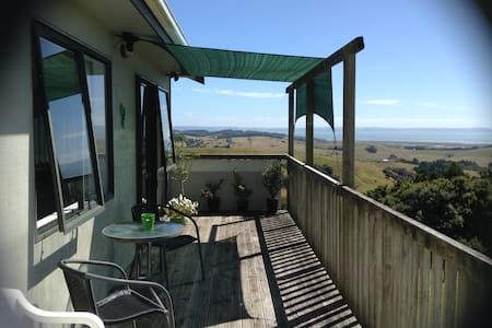 Kaipara Views Eco Lodge - Glorit