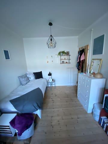 Cozy room in center of Copenhagen
