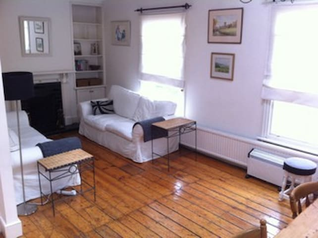 Stay in Central London - 2 bed, self contained apt