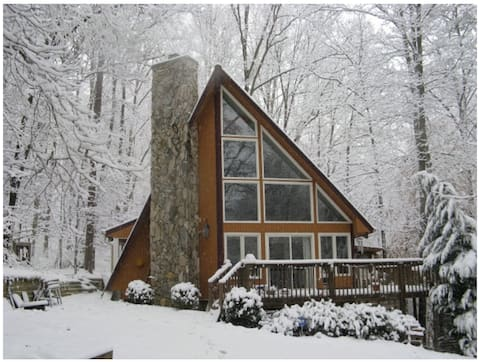 ★ A-Frame in the country ★