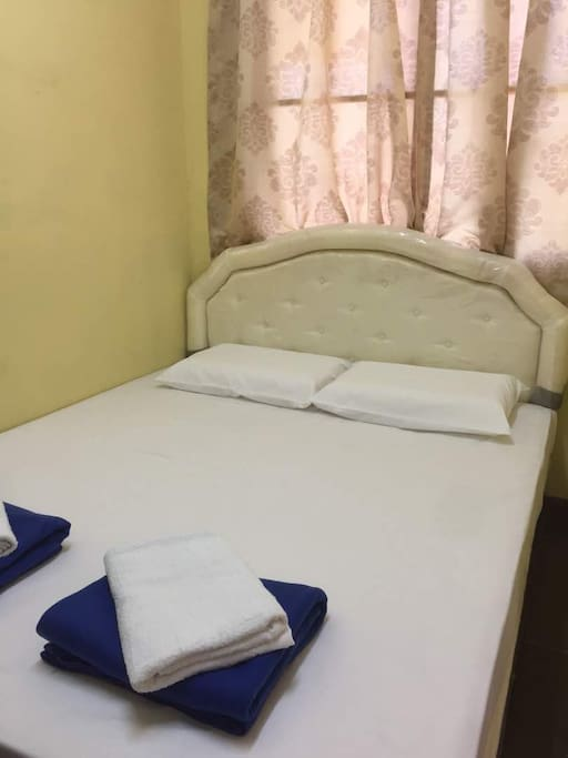 Double Room with Private Toilet/Shower Room