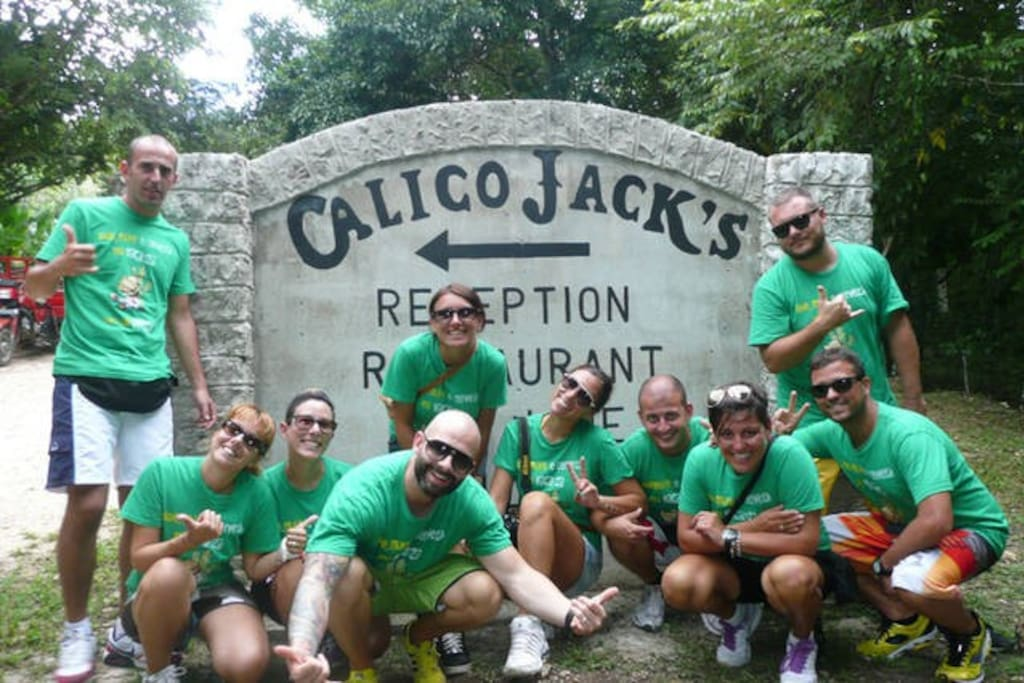Welcome to Calico Jack's!