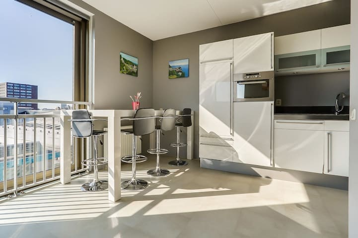 Beautiful apartment near Amsterdam and Schiphol