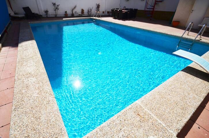 Can Lluis i Pepita - Private Pool