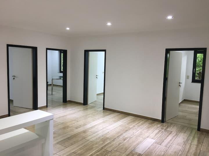 documenta Stadtvillen-Apartment im Erdgeschoss