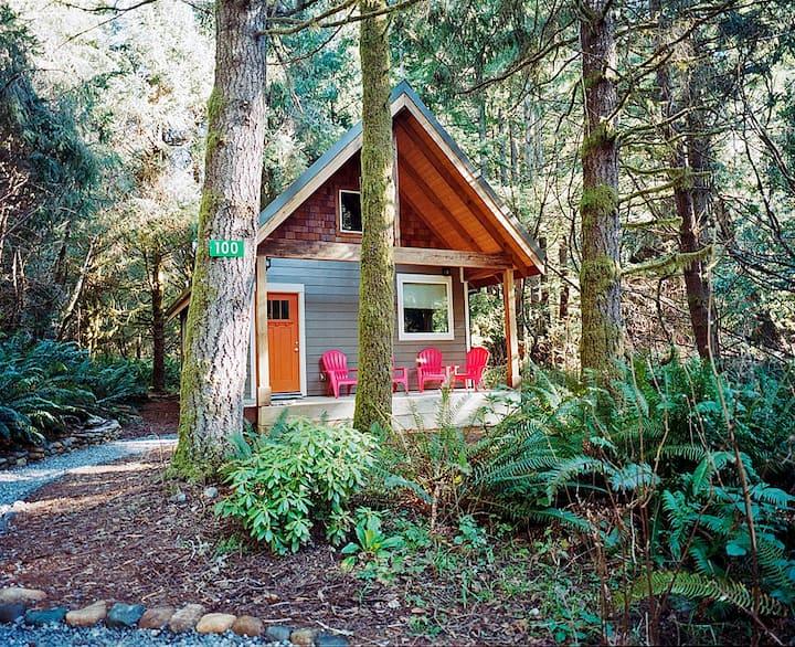 Fern Hook Cabins 100