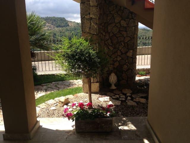 Appartamento con vista panoramica 'ElisEm' - San Marco D'alunzio - Appartement