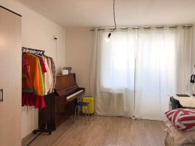Уютная квартира в Солнечном ☀️