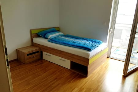 Nice, cosy room close to the Danube and subway - Wiedeń - Apartament