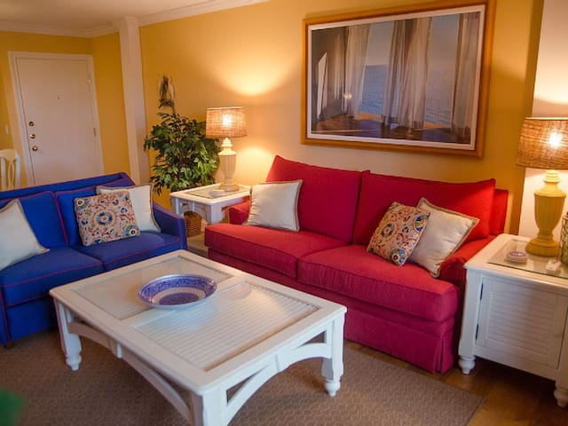 1BR Harbour Town/Sea Pines - Hilton Head Island - Villa