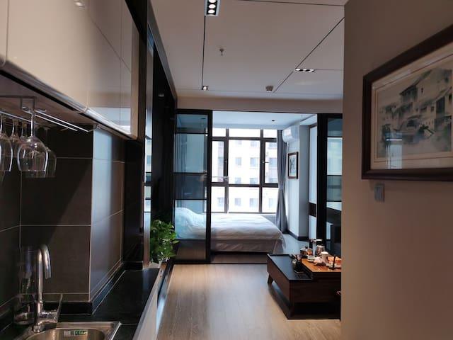 塞外山城高档公寓
