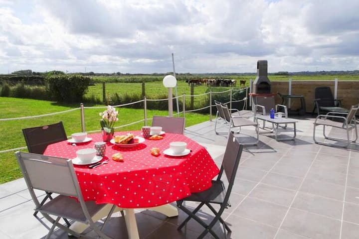 4 star holiday home in Saint-Marcouf