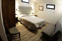 Habitación 02, con sofa cama adicional