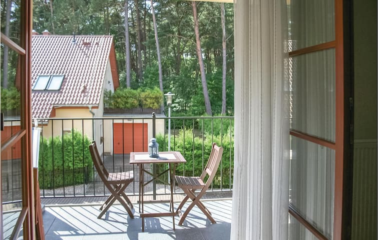 Holiday apartment with 1 bedroom on 48m² in Pobierowo