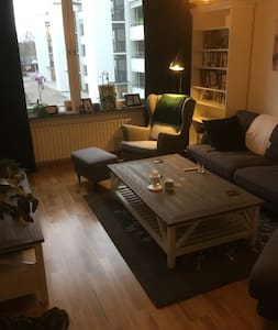 Clean and simple apartment close to town