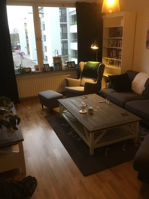 Clean and convenient apartment