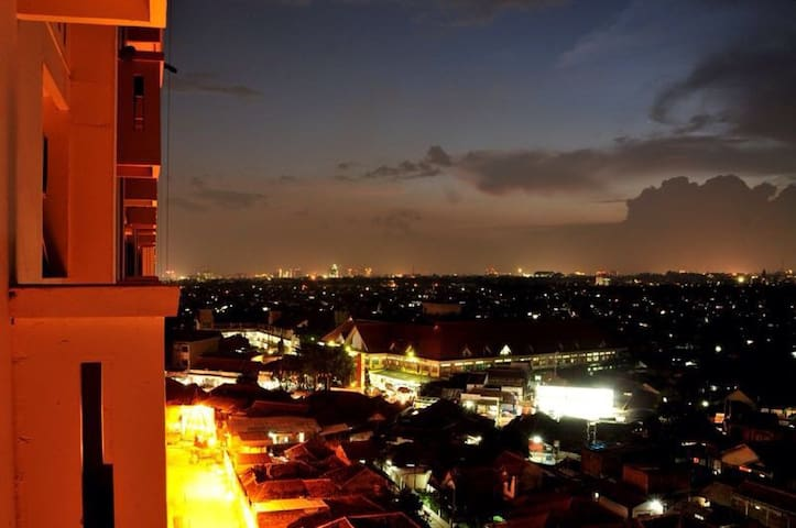 Studio Apartment @ Gateway Ahmad Yani Bandung - Bandung - Appartement