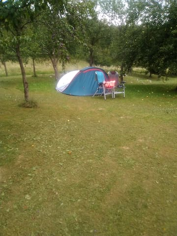 Camping plac