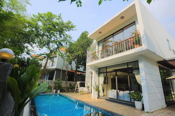 B5 Anh Vũ - 3 Bedrooms Villa in Flamingo Resort