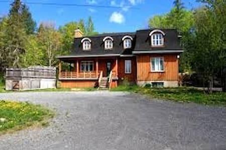 logement pour amateur de ski vtt skidoo ou chevaux - Ville de Québec