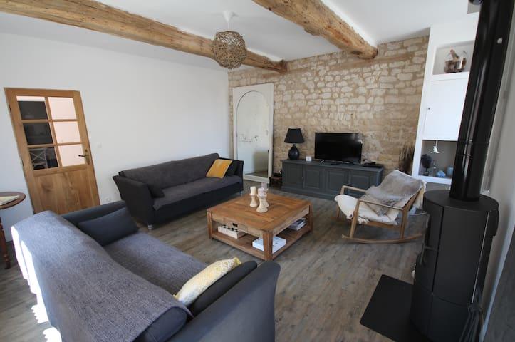 La Vaucelette - Maison individuelle 6 pers.