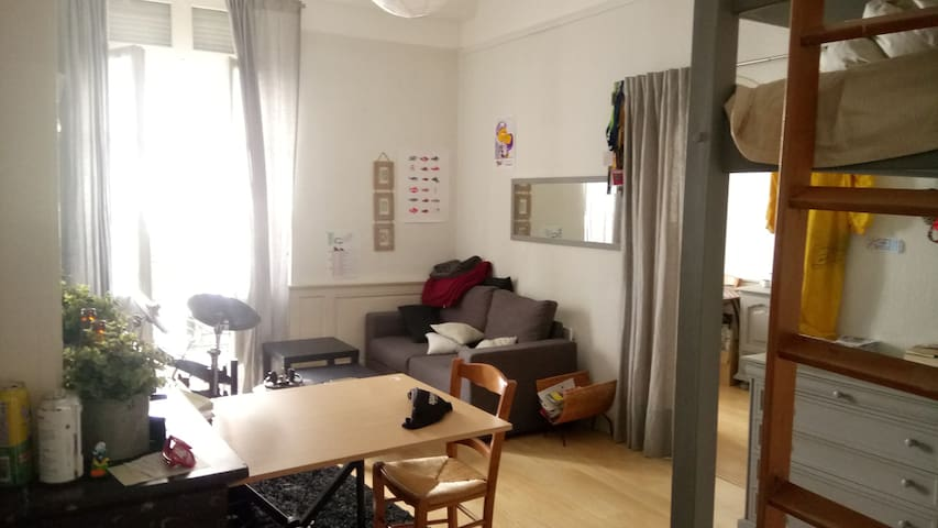 Appartement hypercentre Chalon