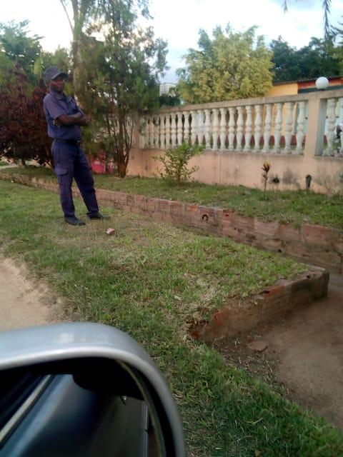 Evas Lodge. Josina Machel Manica.