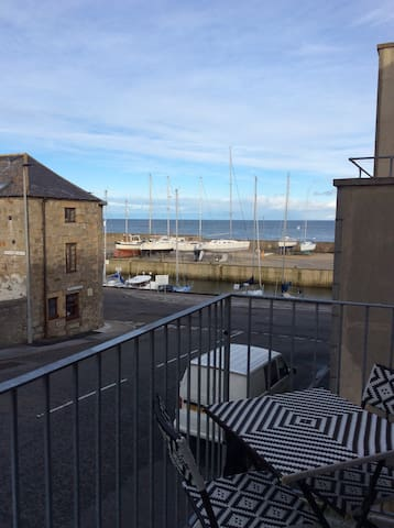 Stunning Harbour View House - Lossiemouth  - Dom