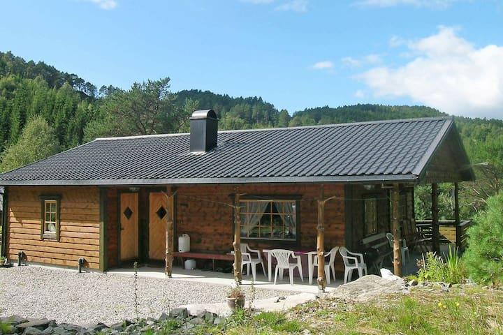6 Personen Ferienhaus in Naustdal