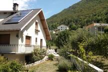 Villa 130 m² proche 3 vallées et station thermale