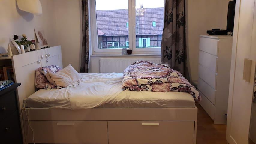 Große geräumige Wohnung auch für mehrere Personen