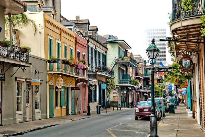 Royal Street / French Quarter