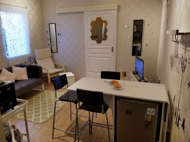 BELLA ROSA-1 Bedroom Condo Unit at Stanford Suites