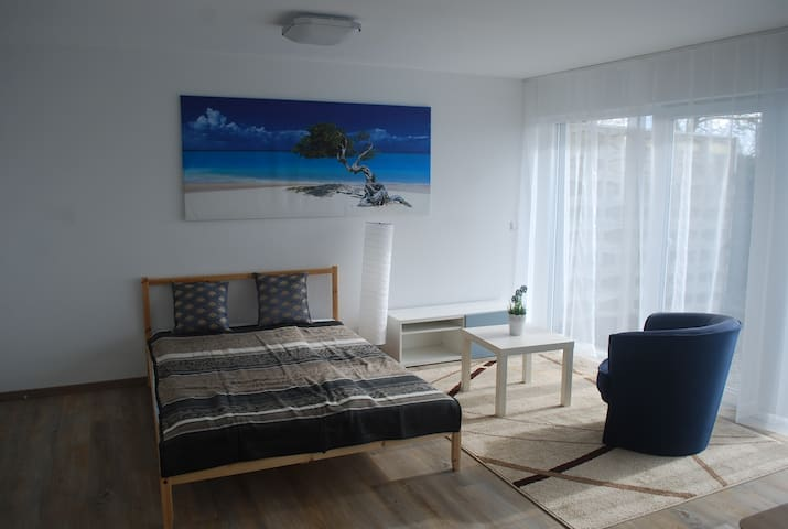 Large apartment in best location with view - Böblingen - Huoneisto