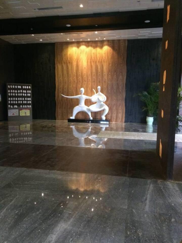 红星会展商圈 精品个性酒店公寓 网络好评如潮