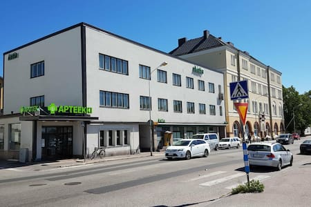 Lovely apartment in central Hanko