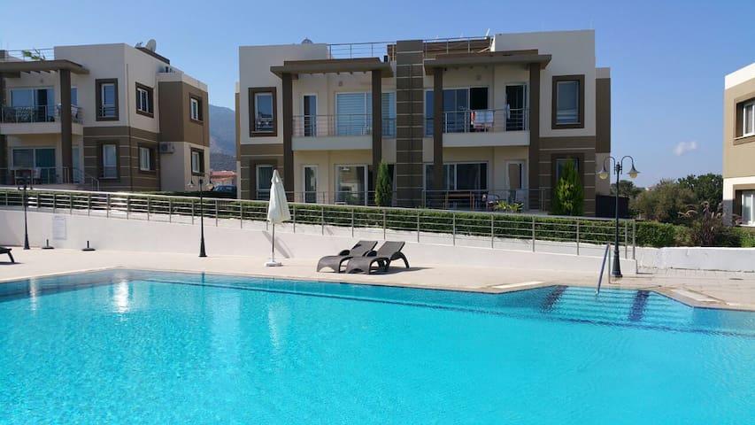 Müstakil ev konforunda daire - Girne - Apartment