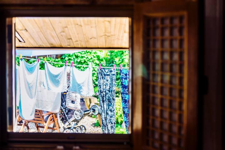 ■ㅋㅋ방■ 전주한옥마을 속에 있는 야경과 마당이 예쁜 50년 역사의 한옥채