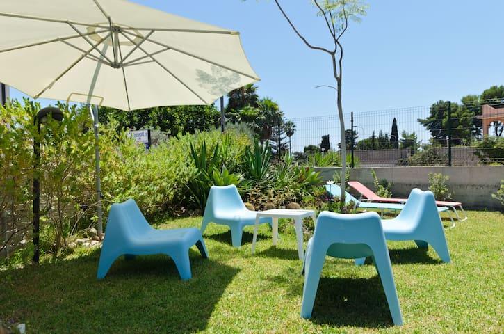 Villa Didi sul mare, wi-fi, parking - Syrakus