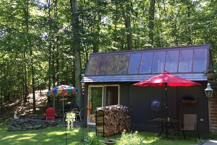 Byrdcliffe Retreat Woodstock, NY